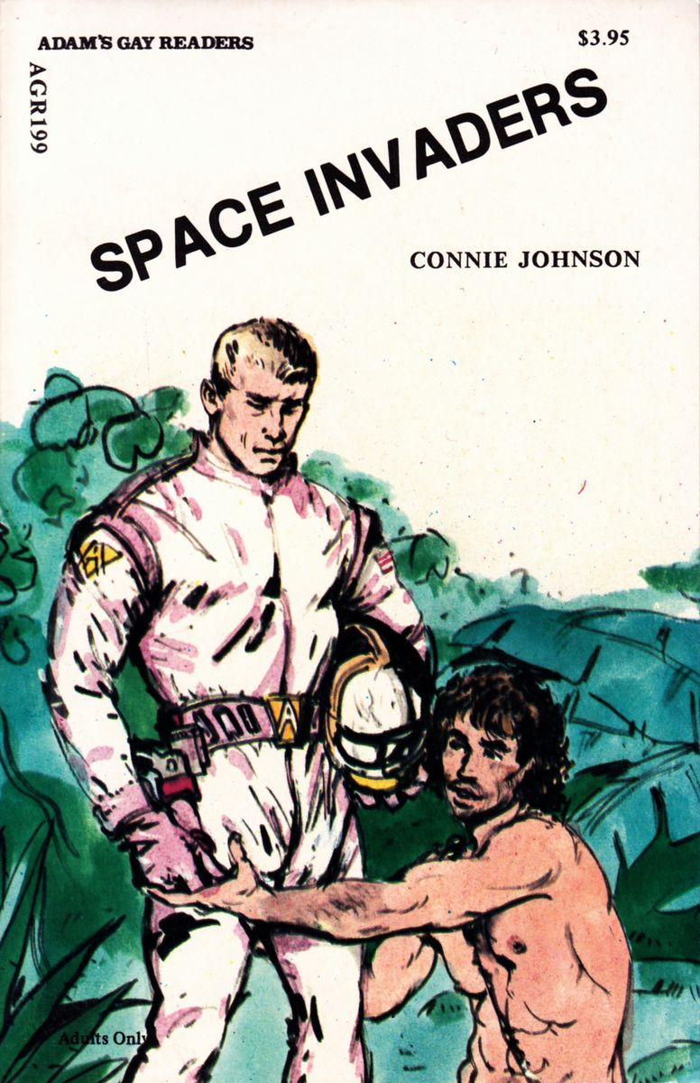 AGR-199 Space Invaders by Connie Johnson [GAY INTEREST] (EB)